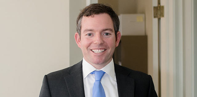 Michael Stone, Vice President of Porter White & Co.